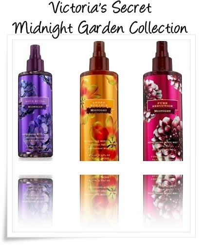 Victoria S Secret Heaven Limited Edition Midnight Garden