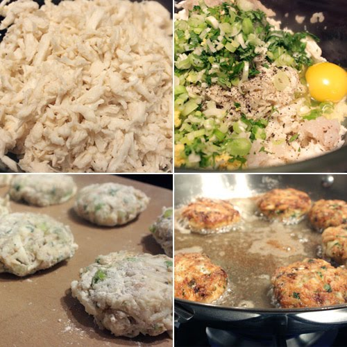 lisa is cooking: Thai Style Crab Cakes