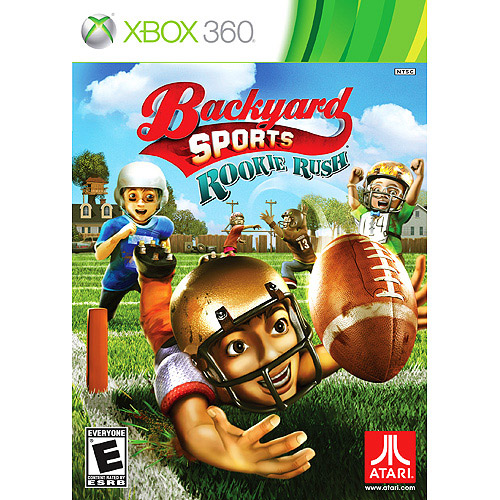 Backyard Baseball 09: SEPHIROTH2KGAMES: Backyard Sports Rocky Rush