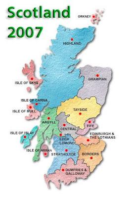 Viajar Por Europa Escocia Reino Unido
