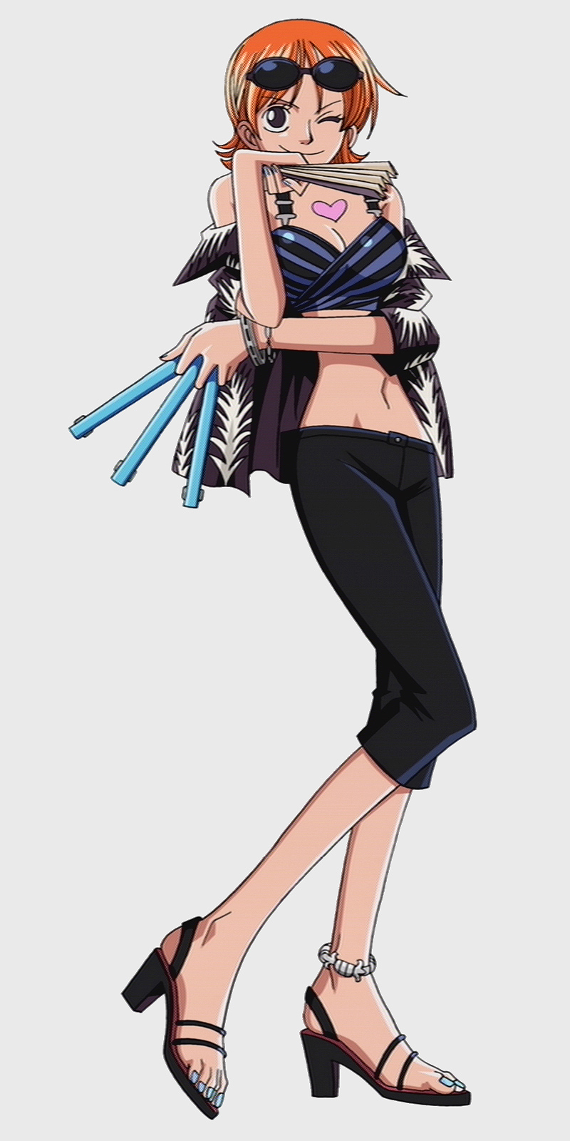 Wallpaper Cute Nami Pictures One Piece One Piece