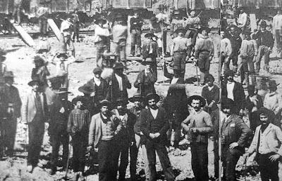 Mineros de Riotinto