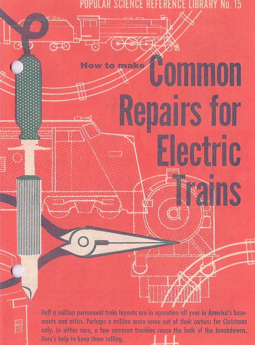 medium resolution of common repairs for electric trains