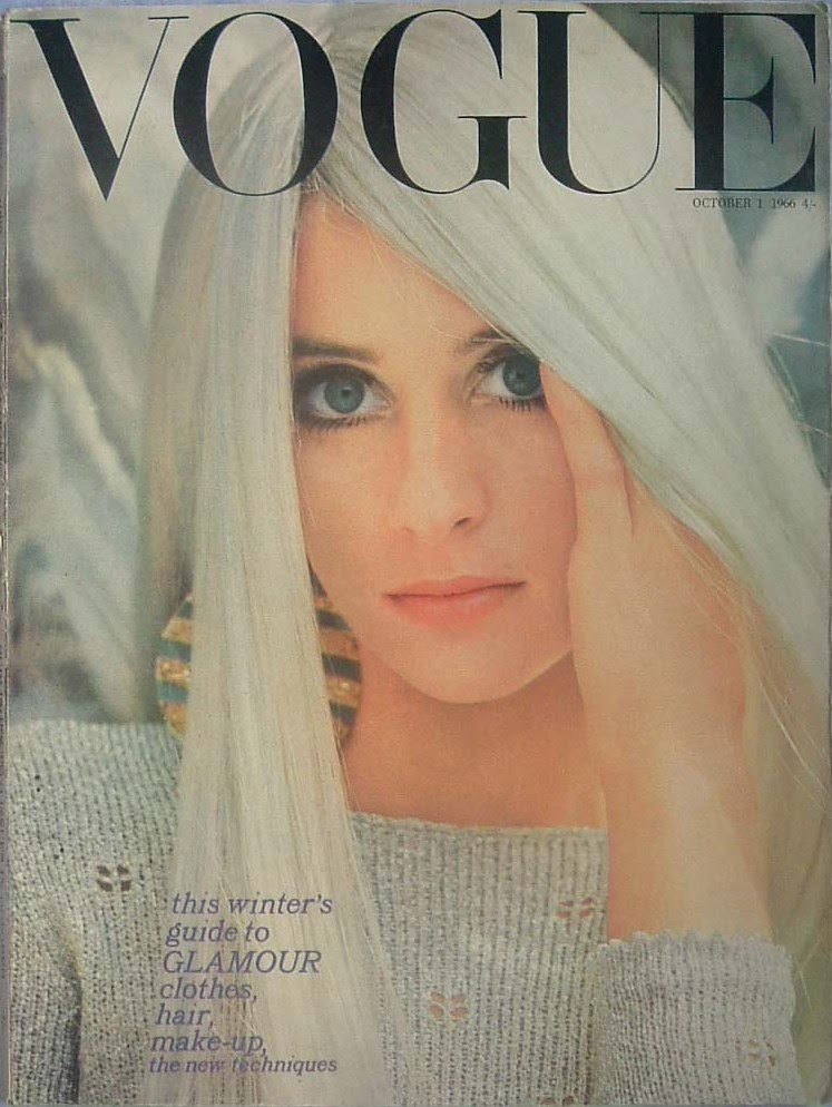 Vogue S Covers Gigi Hadid: Lael Osness: 1960's VOGUE COVERS
