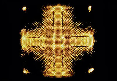 Another Cymatic image by Alexander Lauterwasser