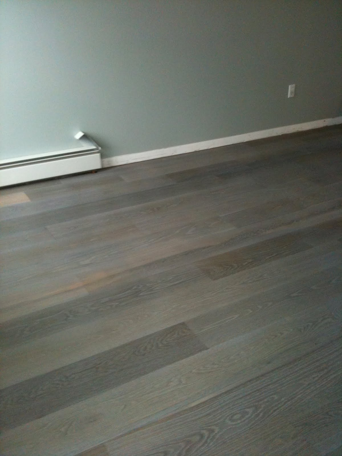 TRUE & WESSON: Interior Design Project... Gray Hardwood Floors