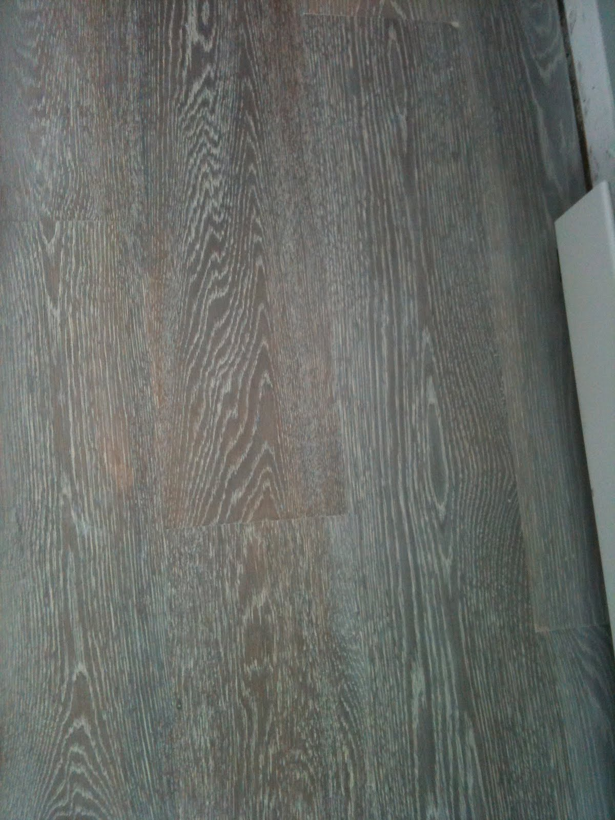 TRUE  WESSON Interior Design Project Gray Hardwood Floors