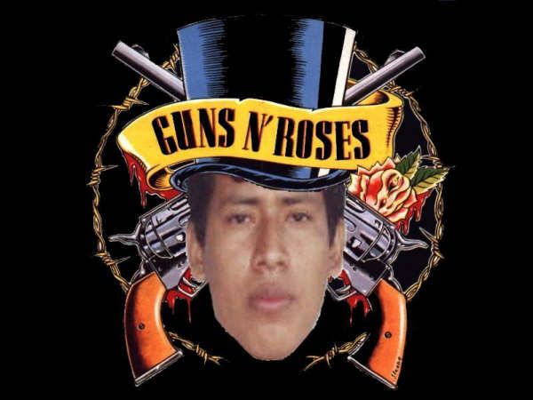 Guns N' Roses, Fotos, Salvapantallas, Wallpaper: 2010