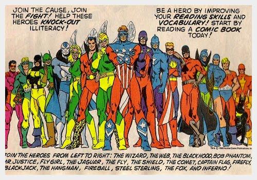 Resultado de imagem para the shield archie comics