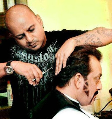 Sanjay dutt new look