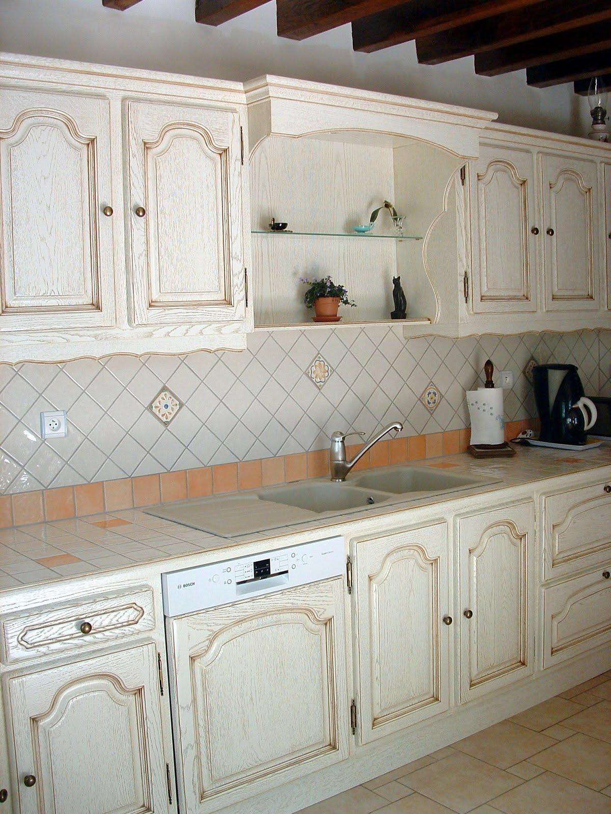 cuisine ceruse beige | idées décoration intérieure