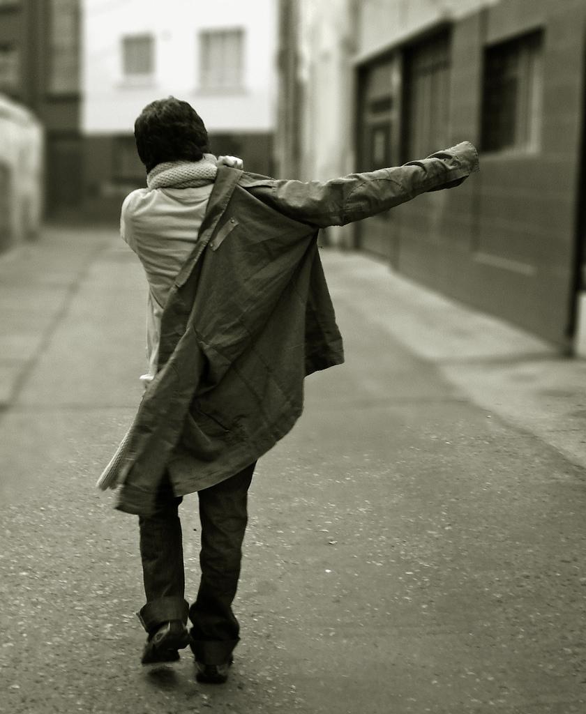The Mancunian Writes...: I Walk Alone......