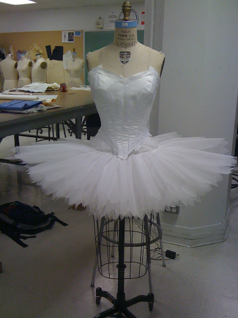 sewing classical tutu