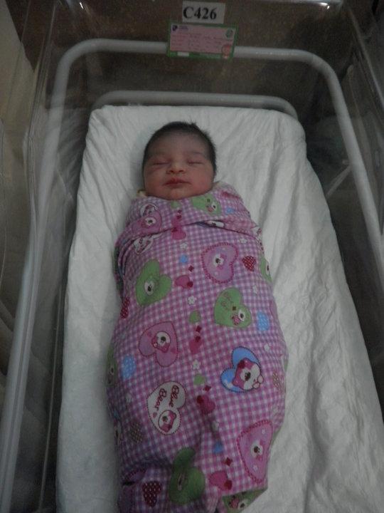 Najwa Arifah April 2010