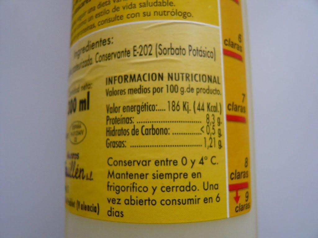 Productos mercadona para adelgazar naturhouse dieta