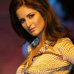 Bipasa Basu  And Katrina Kaif In Wills Fashion Week Ramp