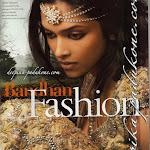 Deepika Padukone My World Magazine Scan