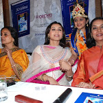 Rani Mukherjee And Shabana Azmi At The Launch Of Bhawana Somaaya's Book 'krishna   The God Who Lived As Man'