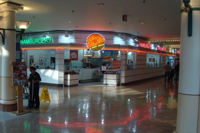 Woodbridge Mall Food Court