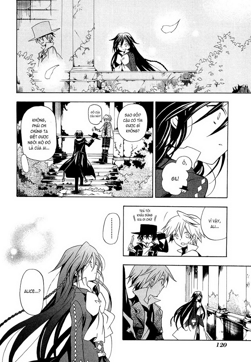 Pandora Hearts chương 008 - retrace: viii whisperer trang 9