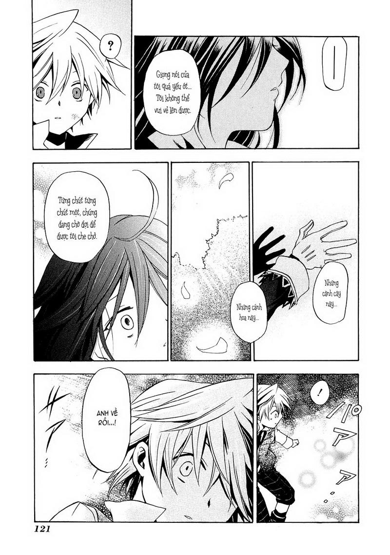 Pandora Hearts chương 008 - retrace: viii whisperer trang 10
