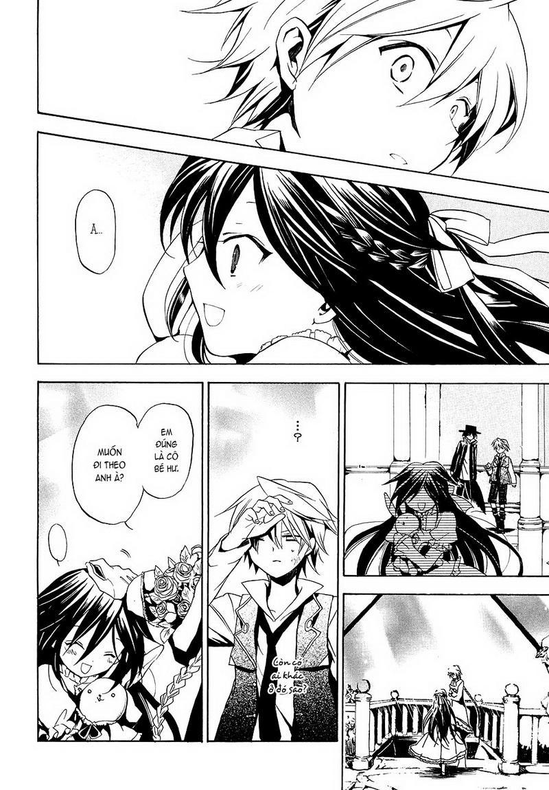 Pandora Hearts chương 008 - retrace: viii whisperer trang 11