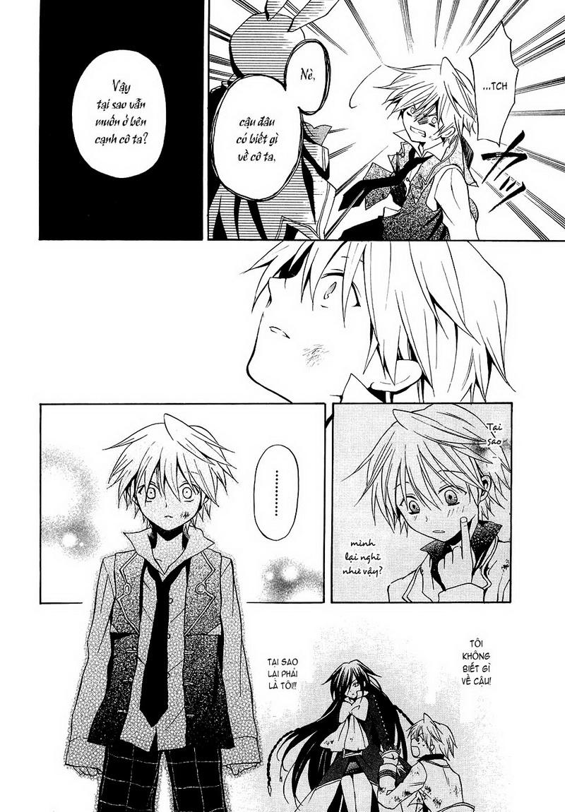 Pandora Hearts chương 008 - retrace: viii whisperer trang 21