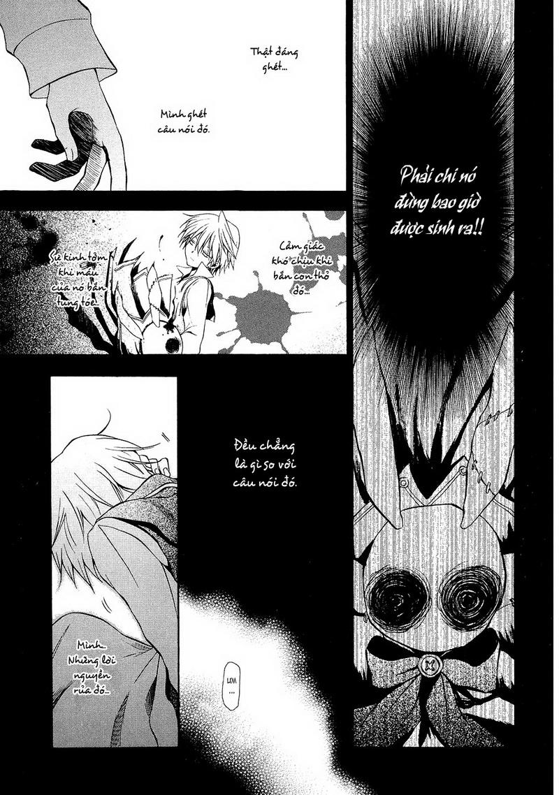Pandora Hearts chương 008 - retrace: viii whisperer trang 32