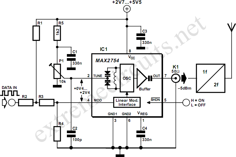 Get Instant File: 1 2GHz VCO With Linear Modulation