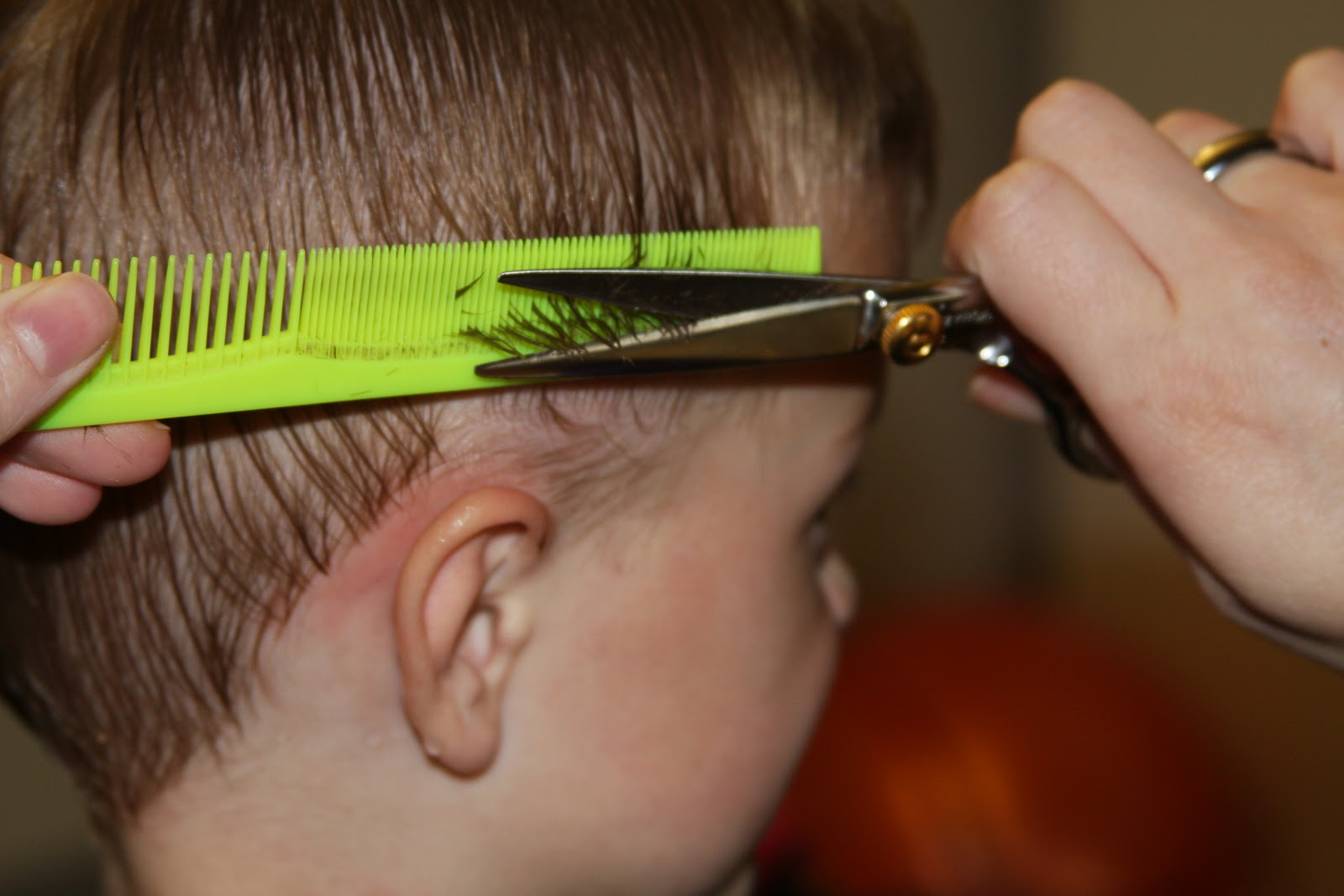 How to cut boys hair  Shwin&Shwin