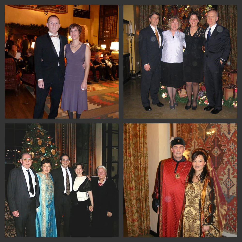 The Bracebridge Dinner At The Ahwahnee A Christmas: Beaux Mondes Designs: December 2010