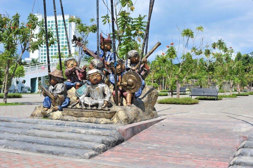 I Love Davao City: Davao City, Philippines