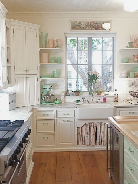 Rue Mouffetard Kitchen Eye Candy This One S For