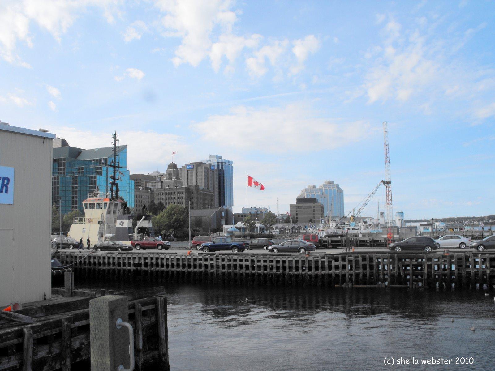 We Love Rv Ing Halifax Harbour Halifax Public Gardens