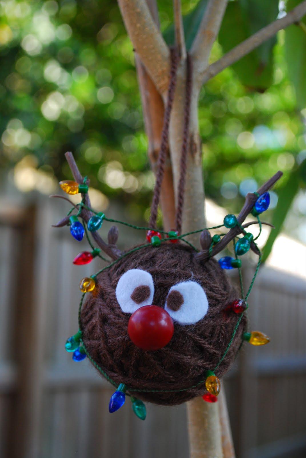 wRIte iT DOwN: Handmade Ornaments