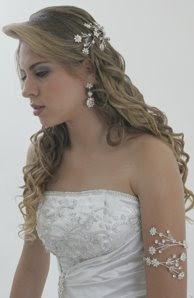 modelo de penteado para noivas