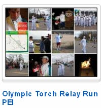 Our Olympic Torch Photos