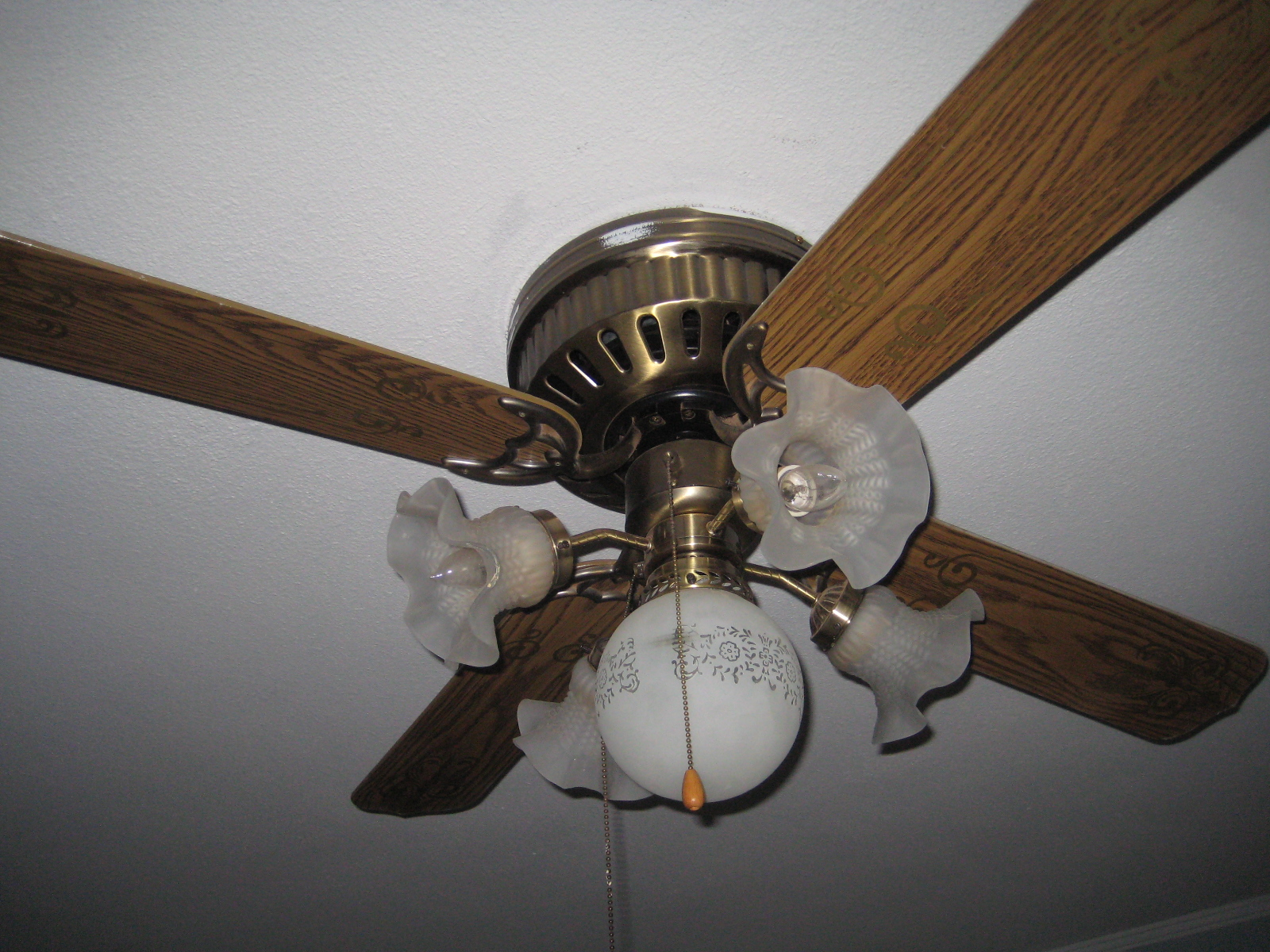 Adventures In Creating: Ceiling Fan Update