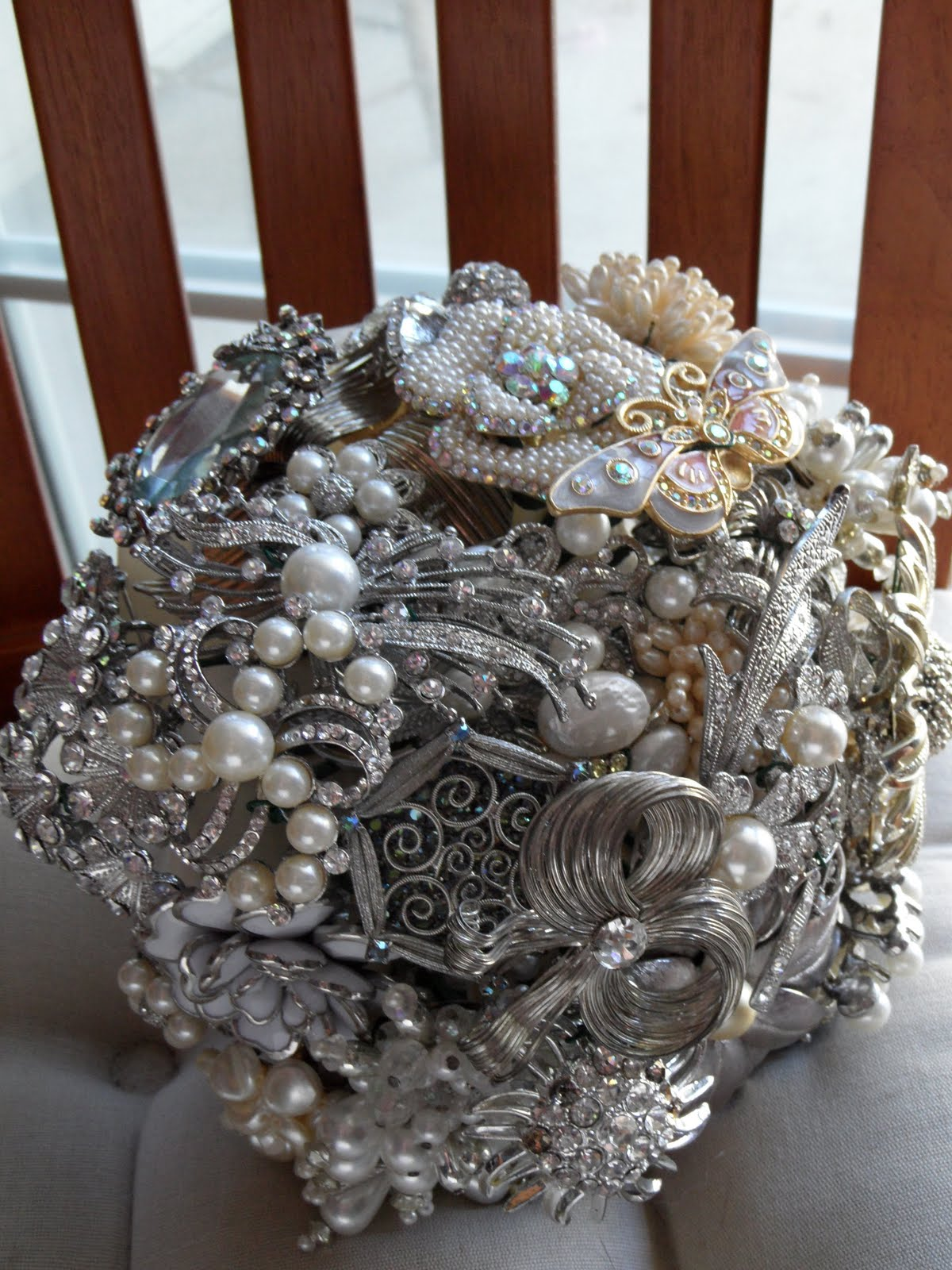 Brooch Bouquet Blog Brooch Bouquets To Die For by ArtistDesigner Amanda Heer