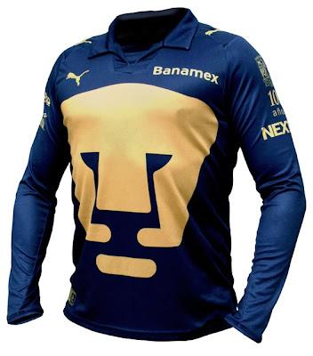 Celebremos el triunfo de Pumas vs América con la presentación de la camiseta  edición especial