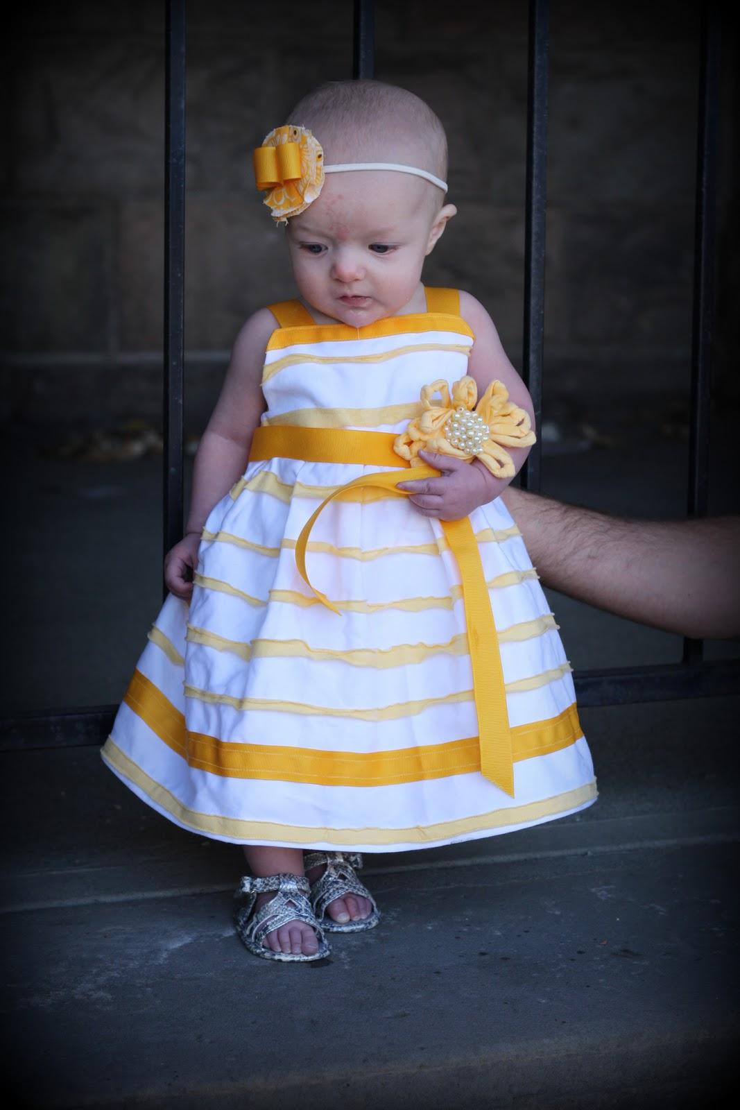 Маленькие платья своими руками