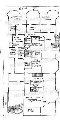 Skinner S Room Hh Holmes Murder Castle