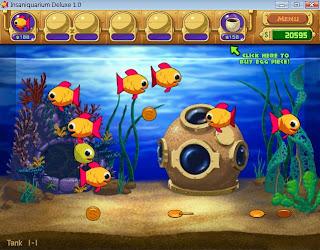 極限青年: [遊戲分享]Insaniquarium Deluxe 1.0 (瘋狂水族箱,養魚遊戲單機破解,水族箱破解,養魚遊戲,養魚遊戲 ...