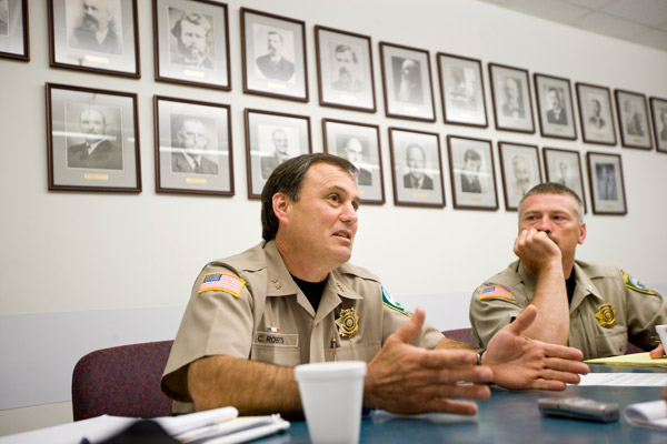 Behind The Blue Wall: [OR] Clackamas County Sheriff Roberts