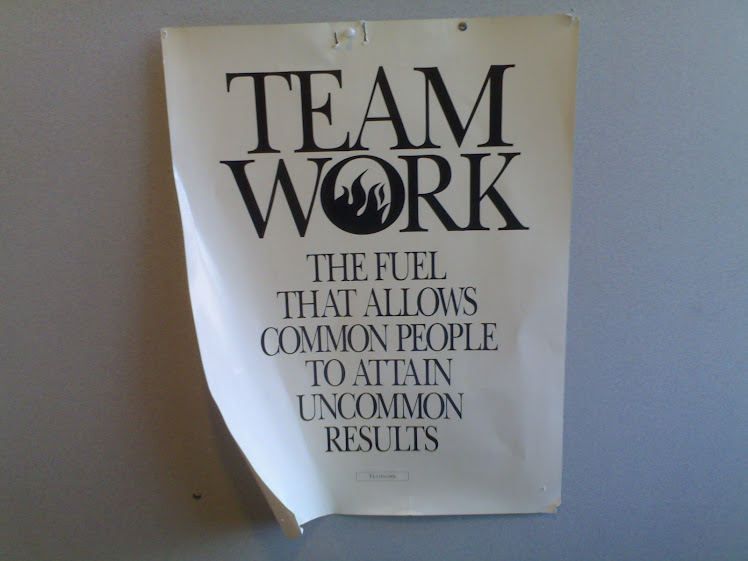 reflections about teamwork for staff meetings - tore2.net