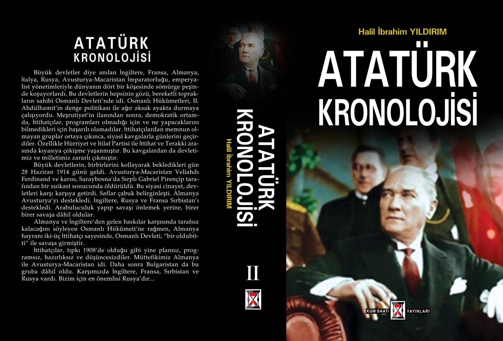 Atatürk Fotoğrafları kronolojik