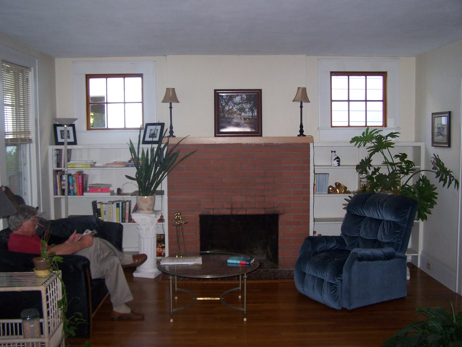 Bungalow Fireplace Mantel Austin And Courtney 39s Adventure Through The Navy Way Of