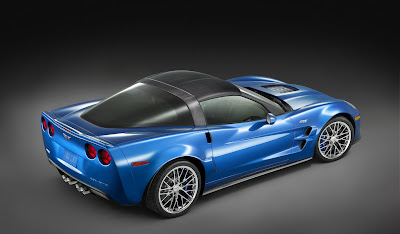 2009 Corvette ZR1 With 620HP Supercharged V8: Fastest ...