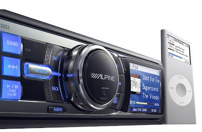 nieuwe collectie nu kopen lage prijs doCars Blog Sport: iPod Gadgets: Alpine Ida-X001 with Full ...