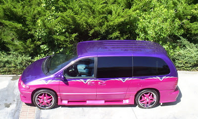 Carscoop Mtv Plymouth on 1998 Plymouth Grand Voyager Purple
